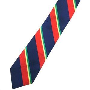Polo by Ralph Lauren 100% Silk Tie in EUC